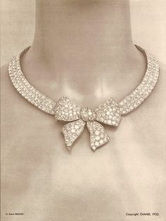 Bijoux de Diamants, Gabrielle Chanel 1932
