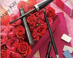 Beautiful Eyes Valentine www.marykay.com.mx/almareza #marykaydfsur Facebook/Ilumina tu Belleza con Mary Kay