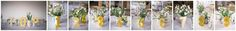 Daffodil Waves Photography - Packington Moor Wedding Venue - Jenny Waves Photography, Themed Weddings, Daffodils, Wedding Venues, Yellow, Blog, Diy, Inspiration, Wedding Reception Venues