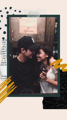 #jadine #nadinelustre #jamesreid #loveteam #wallpaper James Reid, Nadine Lustre, Jadine, Philippines, Haha, Beautiful Pictures, Wallpapers, Couple Photos, Cute