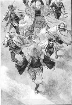 Hiroaki Samura, Blade of the Immortal, Habaki Kagimura