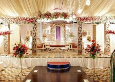 Outdoor wedding decoration ideas reception wedding premium the atmosphere and facilities at beautiful marriage halls in mysore offered by bookmyfunction lets you to host any event at ease junglespirit Images