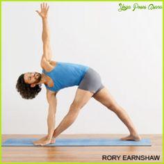 Parivrtta Trikonasana Yoga Pose - http://yogaposesasana.com/parivrtta-trikonasana-yoga-pose.html