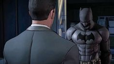 Confira o primeiro trailer de Batman: The Telltale Game Series.