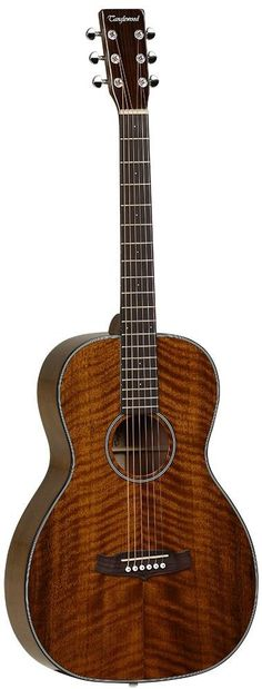 Tanglewood TW40 PD Sundance Delta. The story goes that Scandinavian master luthier Michael Sanden designed this guitar with '40s era guitars in mind, while implementing his distinct tapered parallel bracing system.  See a Roundup of the Best Parlor Guitars at https://parlor.guitars/blog/roundup-best-parlor-guitars