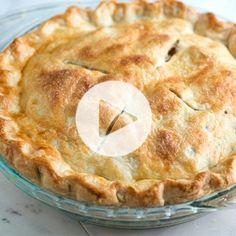 Flaky Pie Crust Recipe