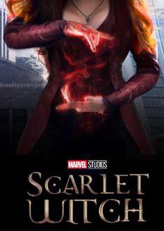 Marvel's Scarlet Witch 2021 Fan Casting on myCast