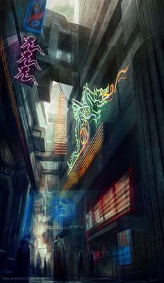 Cyberpunk, Robert Kim