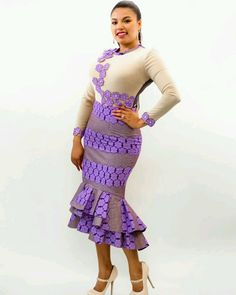 Rock Unique Ankara Styles