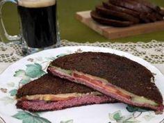 Corned Beef Panini