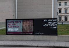 Staatliches Museum Ägyptischer Kunst in München, Bayern