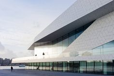 Gallery of EYE - New Dutch Film Institute / Delugan Meissl Associated Architects…