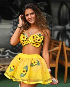 Easy Costumes, Cute Halloween Costumes, Carnival Costumes, Tops Bordados, Trendy Halloween, Halloween Disfraces, Rave Outfits, Birthday Dresses, Party Fashion