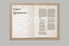 «This is Real Art — Prospectus 2012/2013» в потоке «Лукбуки / Каталоги, Типографика» — Посты �