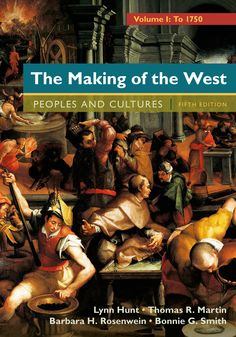 10 best western civilization course images on pinterest the making of the west volume 1 to 1750 fandeluxe Choice Image