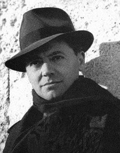 Jean Moulin (1899-1943), most famous member of the French Resistance during World War II.