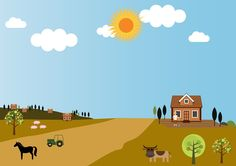 Farms and villages 2