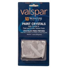 Valspar Signature Colors Paint Crystals