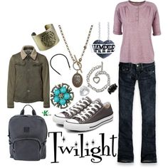 My creation inspired by Bella Swan from the Twilight Saga.