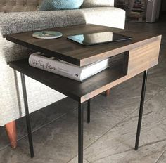 Metal Spindle Coffee Table West Elm Project Billy Living - West elm spindle coffee table