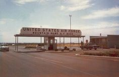 mountain home afb sign - Google Search