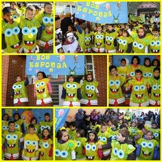 "Colegio ""CREA Carnaval""  CEIP Antonio Machado"