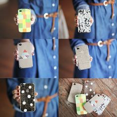DIY: iPhone case