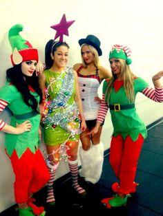 Xmas dress up with Bayley, Lana & Emma x Wwe Nxt Divas, Wwe Total Divas, Wrestling Stars, Wrestling Wwe, Emma Wwe, Pamela Martinez, Wwe Sports, Charlotte Flair Wwe, Wwe Pictures