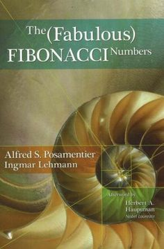 Fibonacci number sequence.  This subject has always fascinated me in an artistic way.  I admire people who work with math. My brain reels when confronted with numbers. Would love to read this, though.