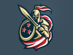 Titans logo by Jesse LuBera
