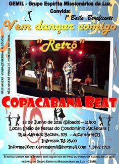 """GEMIL - Grupo Espírita Missionários da Luz Convida para o 1 Baile Beneficente """"Vem dançar comigo"""" - São Gonçalo - RJ - http://www.agendaespiritabrasil.com.br/2016/06/16/gemil-grupo-espirita-missionarios-da-luz-convida-para-o-1-baile-beneficente-vem-dancar-comigo-sao-goncalo-rj/"""