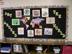 That Little Art Teacher: Art Around the World