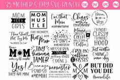Mother's day Momlife Mom SVG Bundle Cut file NOTE: This is a digital file. No physical product will be sent... Braut Shirts, Japanese Cherry Tree, Tiger Skin, Commercial Fonts, Cute Pokemon Wallpaper, Sarcastic Quotes, Improve Yourself, Love Quotes, How To Draw Hands