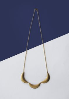 Collar medias lunas (colección invierno 2013/14)  www.facebook.com/sybillebcn