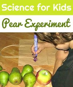 Fun kitchen science project for kids!