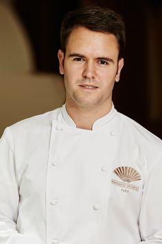 David Landriot, nouveau Chef Pâtissier du Mandarin Oriental, Paris