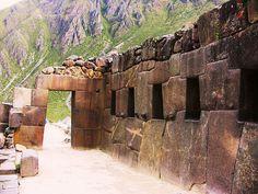Inca Fortress, Peru