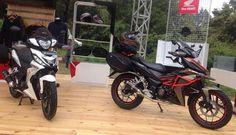 BOGOR, 24 Mei 2016 -Honda meluncurkan bebek Supra generasi terbaru yang diberi namaHonda Supra GTR 150. Kali ini ada embel-embel nama GTR pada bagian belakang, sebelumnya varian Supra menggunakan nama X. Apa alasan PT Astra Honda Motor (AHM) menggunakan embel-embel GTR pada motor bebek sport terba