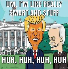39 Anti Trump Memes For Those In The Resistance – Funny Gallery Mafia, And So It Begins, Thats The Way, Political Cartoons, Anti Trump Cartoons, Political Quotes, Political Satire, Bambi, Dumb And Dumber