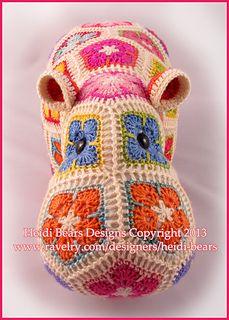 Hippo african flower - Ravelry