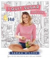 With her bestselling book, I Quit Sugar, Sarah Wilson helped tens of thousands of Australians to kick the habit. In I Quit Sugar for Life, Sarah shows you how to be sugar-free forever. Sugar Withdrawal, Sugar Book, Ditch The Carbs, Sugar Free Breakfast, Breakfast Ideas, Breakfast Recipes, Sarah Wilson, Family Meal Planning, Grain Free Granola