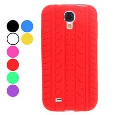 Tire Design Soft Case for Samsung Galaxy S4 I9500 (Assorted Colors) – EUR € 2.75