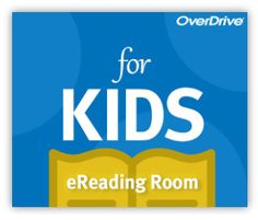 LCPL just got an e-reading room for kids - all kids materials, no worries about them finding adult books in a search! Kids can read online or download to a tablet, just like regular Overdrive books, and the interface is super kid-friendly too :)