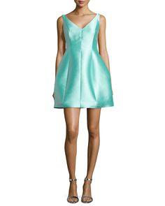 4cdd57b6225736 Ted Baker London Ayma Embellished Skater Dress (€275) ❤ liked on ...