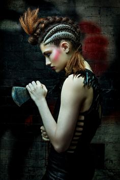 Australian Emerging Hairdresser of the Year - Tarik Jasarevic | See the entire #hair #collection at SalonMagazine.ca