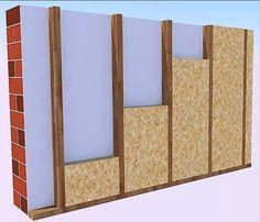Een gevelisolatie van 14 cm omdat er geen kou meer van de muren komt en er zijn dan ook minder vochtproblemen.