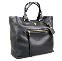 80a5b8a08e208 AUTHENTIC LUXURY PRADA BAG SHOPPER Cargar De Trabajo