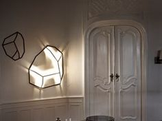 Wandlampe wohnzimmer ~ Meteor wandlampe von bolia dacei patiik lighting