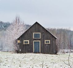 Barn cabin in Quebec, Canada. Submitted by Ian Brochu.