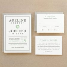 Wedding in Paper Goods > Invitations - Etsy Weddings - Page 28